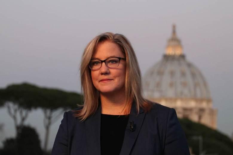 Mary Shovlain ENN Rome